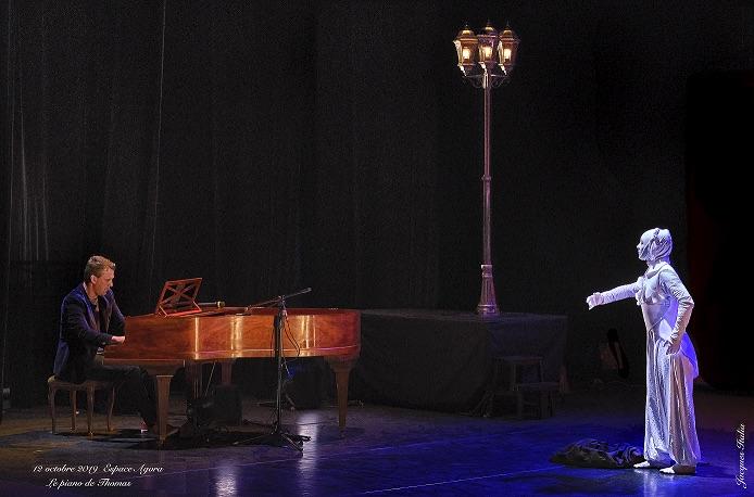 Le piano de Thomas 1 Agora
