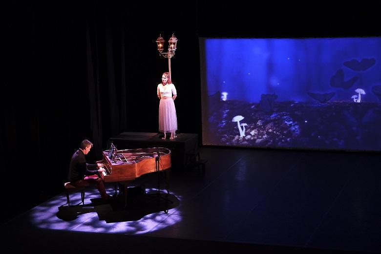 Le piano de Thomas Agora